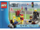 Instruction No: 8401  Name: City Minifigure Collection