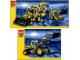 Instruction No: 8455  Name: Back-hoe Loader (Backhoe)