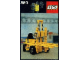 Instruction No: 850  Name: Fork Lift