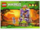 Instruction No: 850445  Name: Ninjago Character Card Shrine