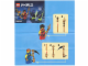 Instruction No: 851342  Name: Ninja Army Building Set blister pack