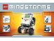Instruction No: 8527  Name: Mindstorms NXT