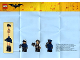 Instruction No: 853651  Name: Gotham City Police Department Pack blister pack