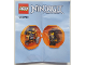 Instruction No: 853759  Name: Cole's Kendo Training Pod blister pack