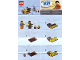 Instruction No: 853865  Name: The LEGO Movie 2 Accessory Set blister pack