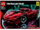 Instruction No: 8653  Name: Enzo Ferrari 1:10