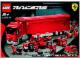 Instruction No: 8654  Name: Scuderia Ferrari Truck