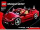 Instruction No: 8671  Name: Ferrari 430 Spider 1:17