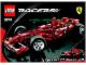 Instruction No: 8674  Name: Ferrari F1 Racer 1:8