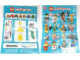 Instruction No: 8805  Name: Minifigure, Series 5 (Complete Random Set of 1 Minifigure)