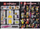 Instruction No: 8833  Name: Minifigure, Series 8 (Complete Random Set of 1 Minifigure)