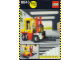 Instruction No: 8843  Name: Fork-Lift Truck