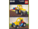 Instruction No: 8849  Name: Tractor
