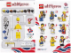 Instruction No: 8909  Name: Minifigure, Team GB (Complete Random Set of 1 Minifigure)
