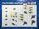 Instruction No: 911617  Name: Palpatine's Shuttle - Mini foil pack