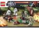 Instruction No: 9489  Name: Endor Rebel Trooper & Imperial Trooper Battle Pack