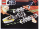 Instruction No: 9495  Name: Gold Leader's Y-wing Starfighter