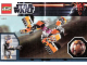 Instruction No: 9675  Name: Sebulba's Podracer & Tatooine