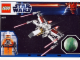 Instruction No: 9677  Name: X-wing Starfighter & Yavin 4