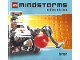 Instruction No: 9797  Name: Mindstorms Education NXT Base Set