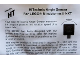 Instruction No: MS1030  Name: Angle Sensor for Mindstorms NXT