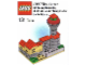 Instruction No: Nuremberg  Name: LEGO Store Grand Opening Exclusive Set, Nuremberg (Nürnberg), Germany
