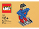 Instruction No: Superman  Name: LEGO Brand Store Exclusive Build: Superman