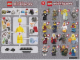Instruction No: col09  Name: Policeman, Series 9 (Complete Set with Stand and Accessories)