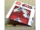 Instruction No: comcon010  Name: Mini Republic Dropship Mini AT-TE BrickMaster Pack - San Diego Comic-Con 2009 Exclusive