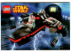 Instruction No: comcon032  Name: JEK-14 Mini Stealth Starfighter - San Diego Comic-Con 2013 Exclusive