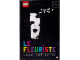 Instruction No: lfv2  Name: Le Fleuriste Collector Vase - Happy