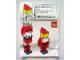 Instruction No: santa  Name: Santa Claus, Stockmann Promotional
