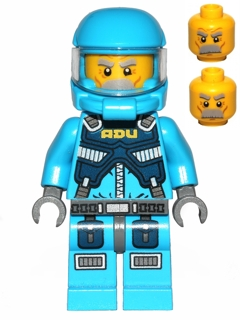 Unit Soldier LEGO Minifiguren Lego Space Alien Conquest Figur