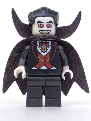 genuine lego minifigures the vampire from series 2