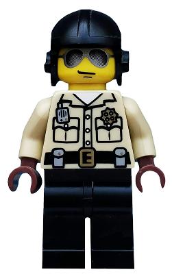 LEGO Minifigures Series 2 Cop