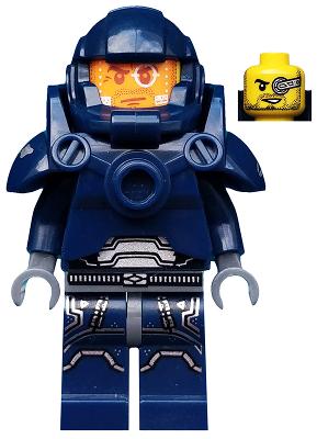 BrickLink - Minifig col104 : Lego Galaxy Patrol - Minifigure