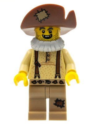 4358468d9f370 BrickLink - Minifig col186   Lego Prospector - Minifigure only Entry ...