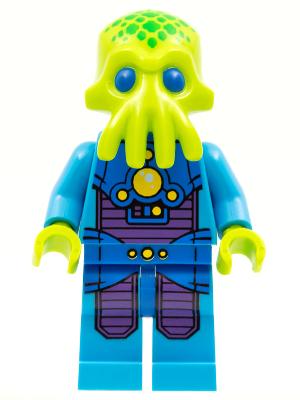 Genuine LEGO Alien Trooper Collectable Minifigure Series 13