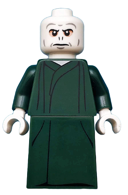 Bricklink Minifig Colhp09 Lego Lord Voldemort Minifigure Only Entry Collectible Minifigures Harry Potter Bricklink Reference Catalog