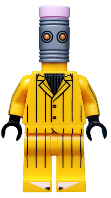 LEGO MINIFIGURE BATMAN MOVIE ERASER