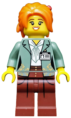 Misako Koko BRAND  NEW! LEGO Ninjago CHEAPEST ON !