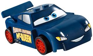 Bricklink Minifig Crs001 Lego Lightning Mcqueen Dark Blue Juniors Cars Bricklink Reference Catalog