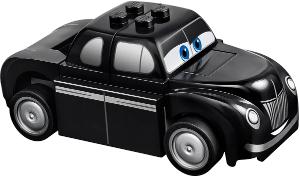 Bricklink Minifig Crs013 Lego Junior Moon Juniors Cars