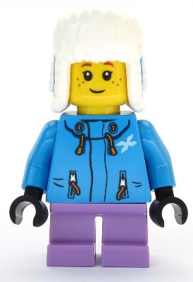 Han Solo Hoth Echo Base sw343 R854 7879 Lego Star Wars Figur