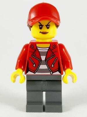 Lego®  City Polizei  Räuberin Banditin  CTY0753 CTY753