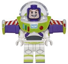 Genuine Lego BUZZ LIGHTYEAR Minifigure Toy Story 2010 Minifig **INCOMPLETE