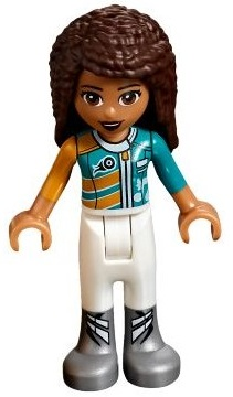 Andrea Minifigs LEGO® 41349 frnd253 Friends
