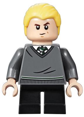 Lego Minifig hp148 Draco Malfoy