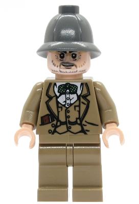 7620 indiana jones Brand New iaj002 Lego Henry Jones Sr de Sets 7198