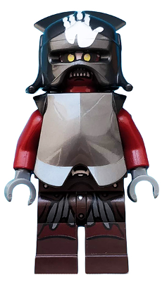 bricklink minifig lor022 lego uruk hai handprint helmet the hobbit and the lord of the rings the lord of the rings bricklink reference catalog lego uruk hai handprint helmet